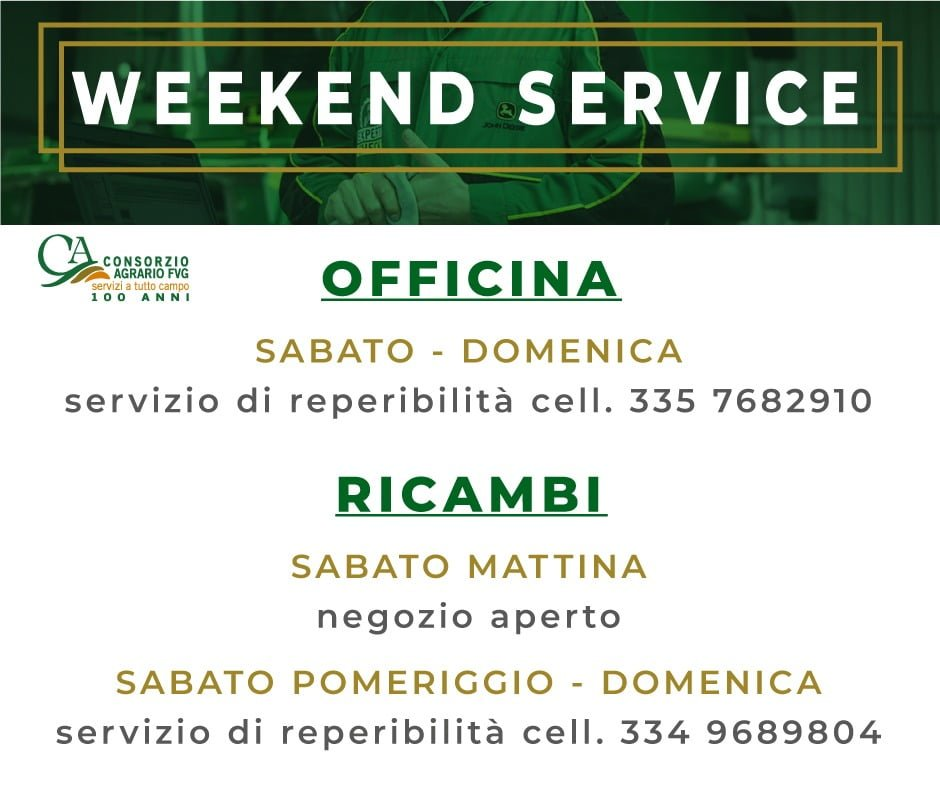 weekend-service-sito-2019