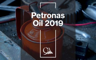 Petronas oil 2019