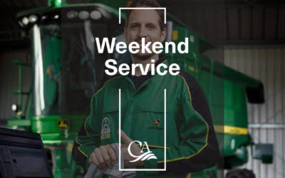 Weekend Service – OFFICINA & RICAMBI