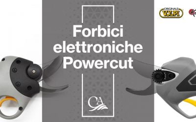 Forbici elettroniche Powercut