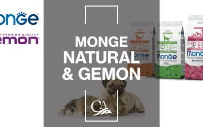 Monge Natural Superpremium & Gemon