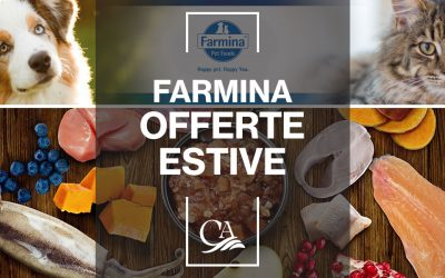 Farmina offerte estive petfood