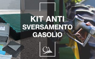 Kit Antisversamento Gasolio